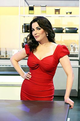 Nigella lawson in Stop Staring! UK