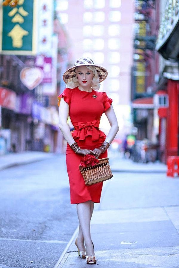 Stop-Staring-Willow-Dress-in-Red