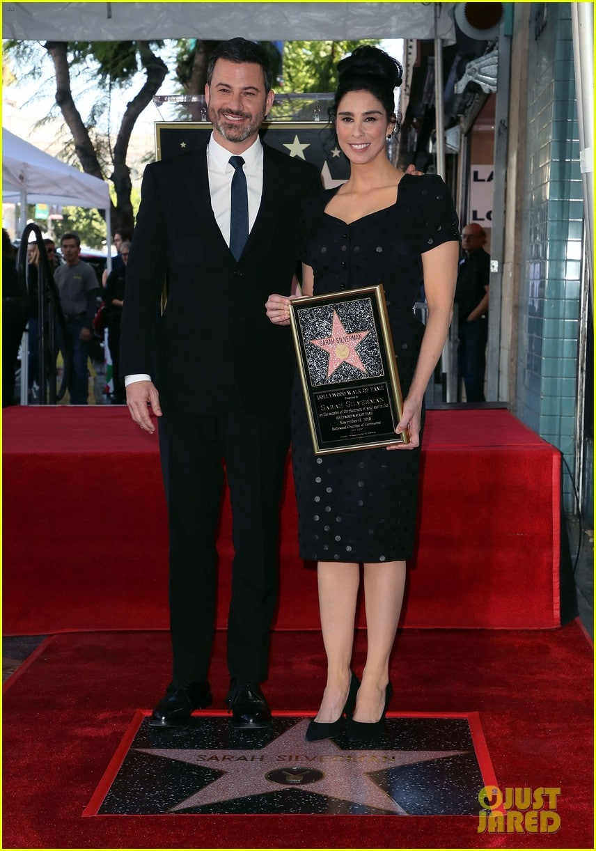 sarah-silverman-hollywood-walk-of-fame-ceremony-wearing stop staring