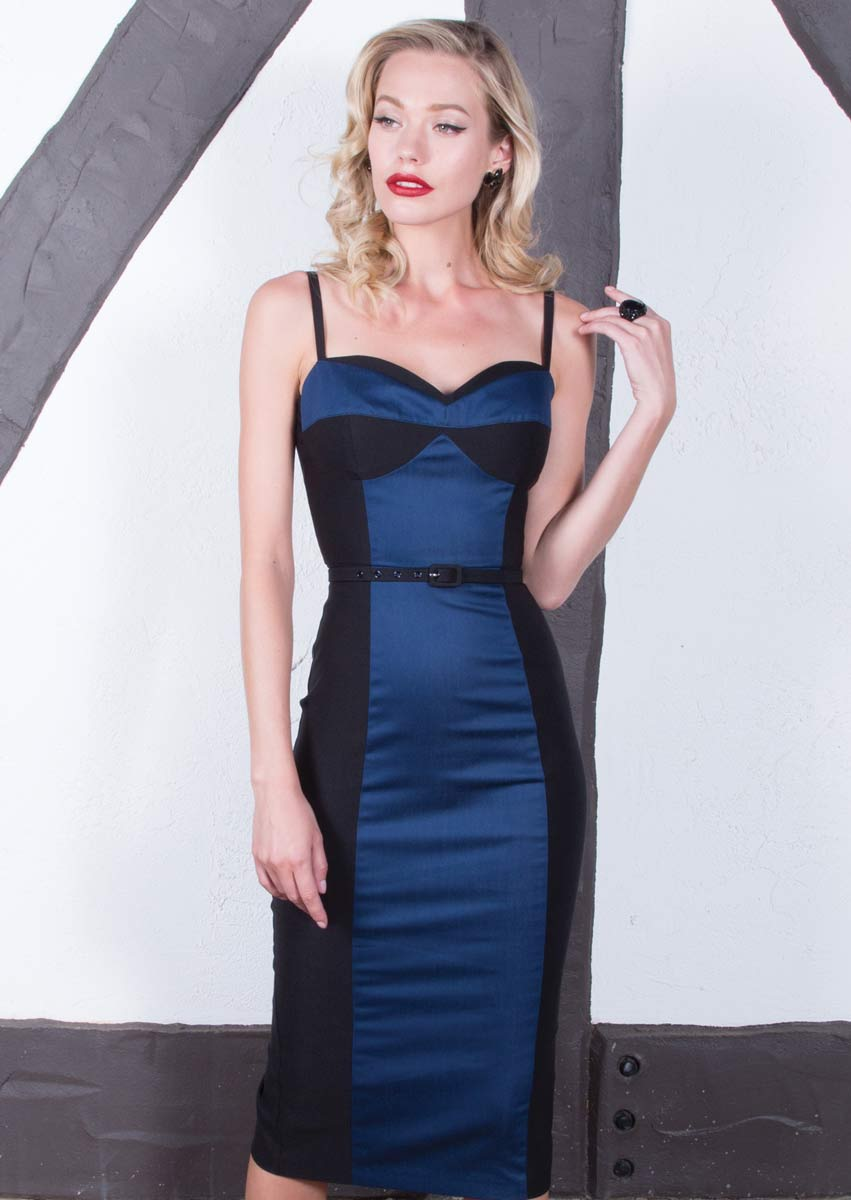 Stop-Staring-Vega-Dress-Blue-Black