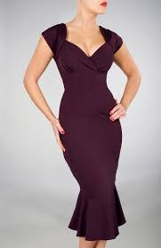 Stop Staring Lula Dress in Eggplant
