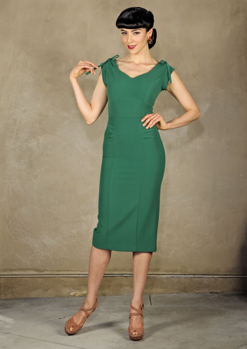 Stop-Staring-Maria-Dress-in-Green