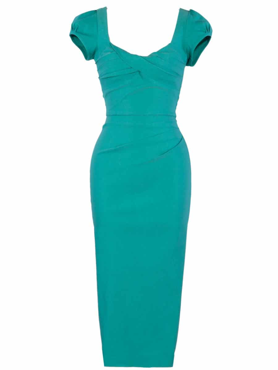 Stop-Staring-Billion-Dollar-Baby-Dress-Seafoam-Green