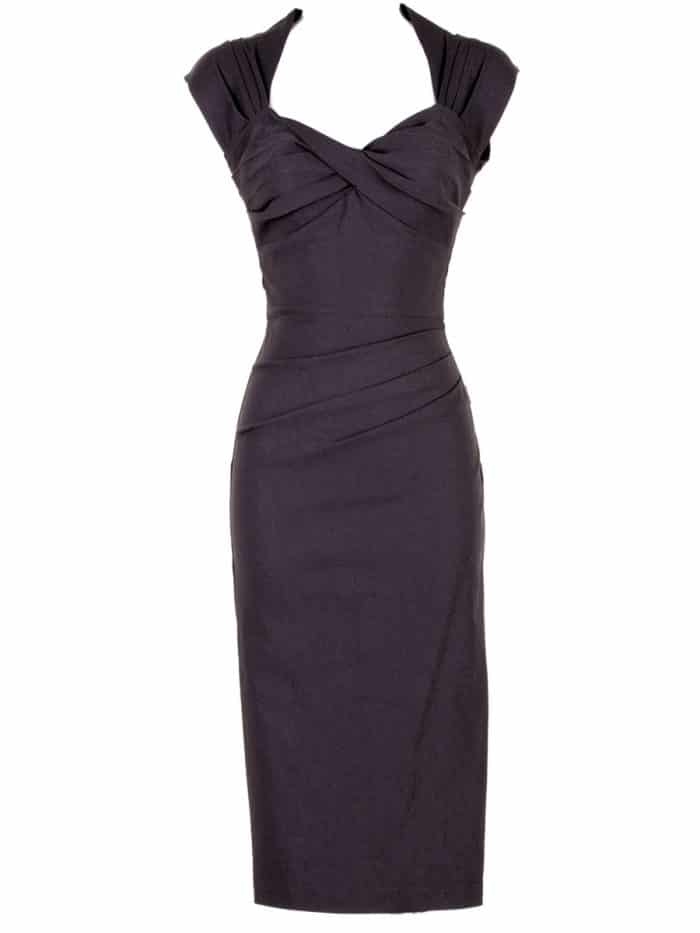 Stop-Staring-Love-Dress-Black-Cut-Out