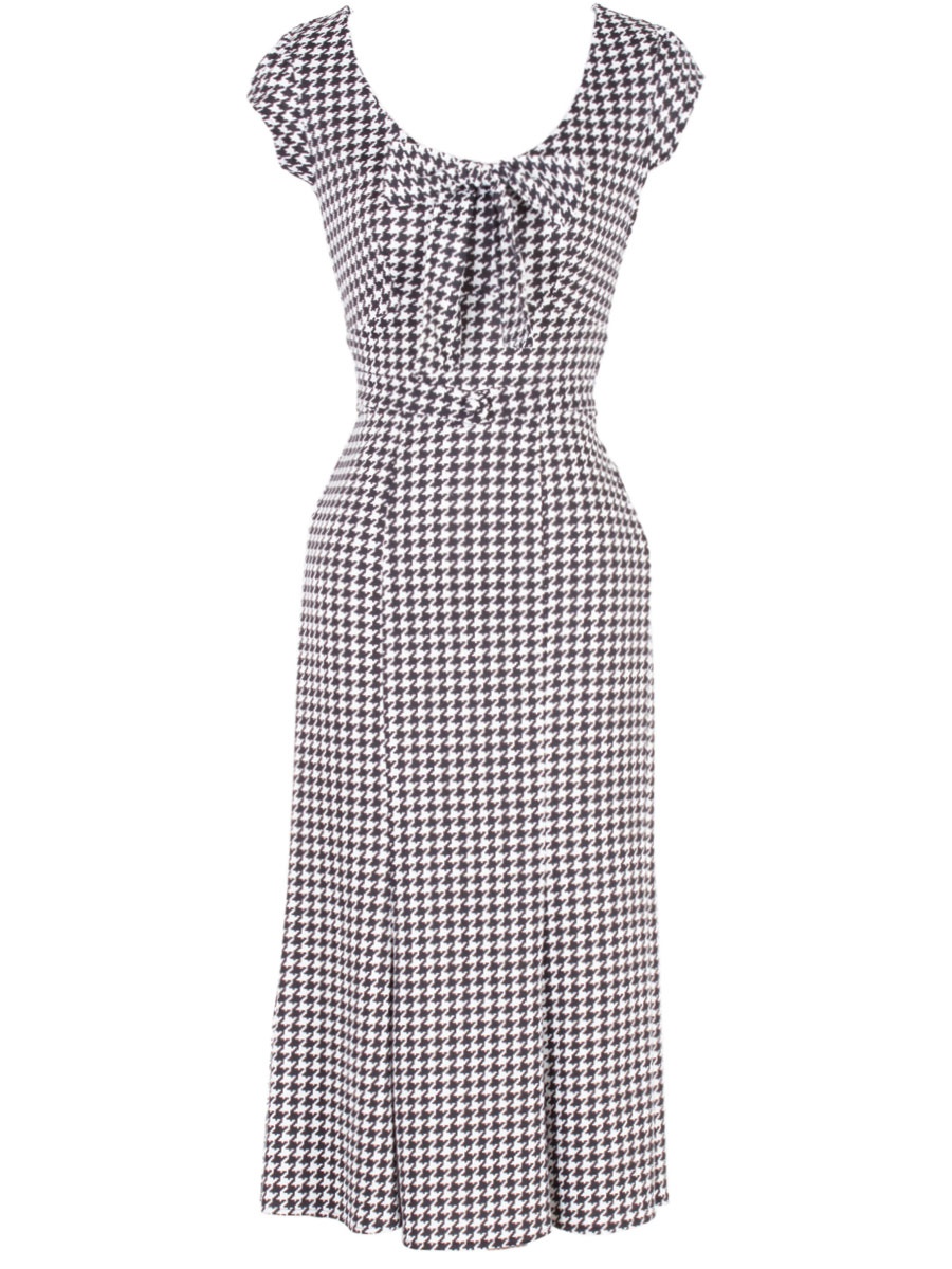 Stop-Staring-Grand-Dress-Houndstooth