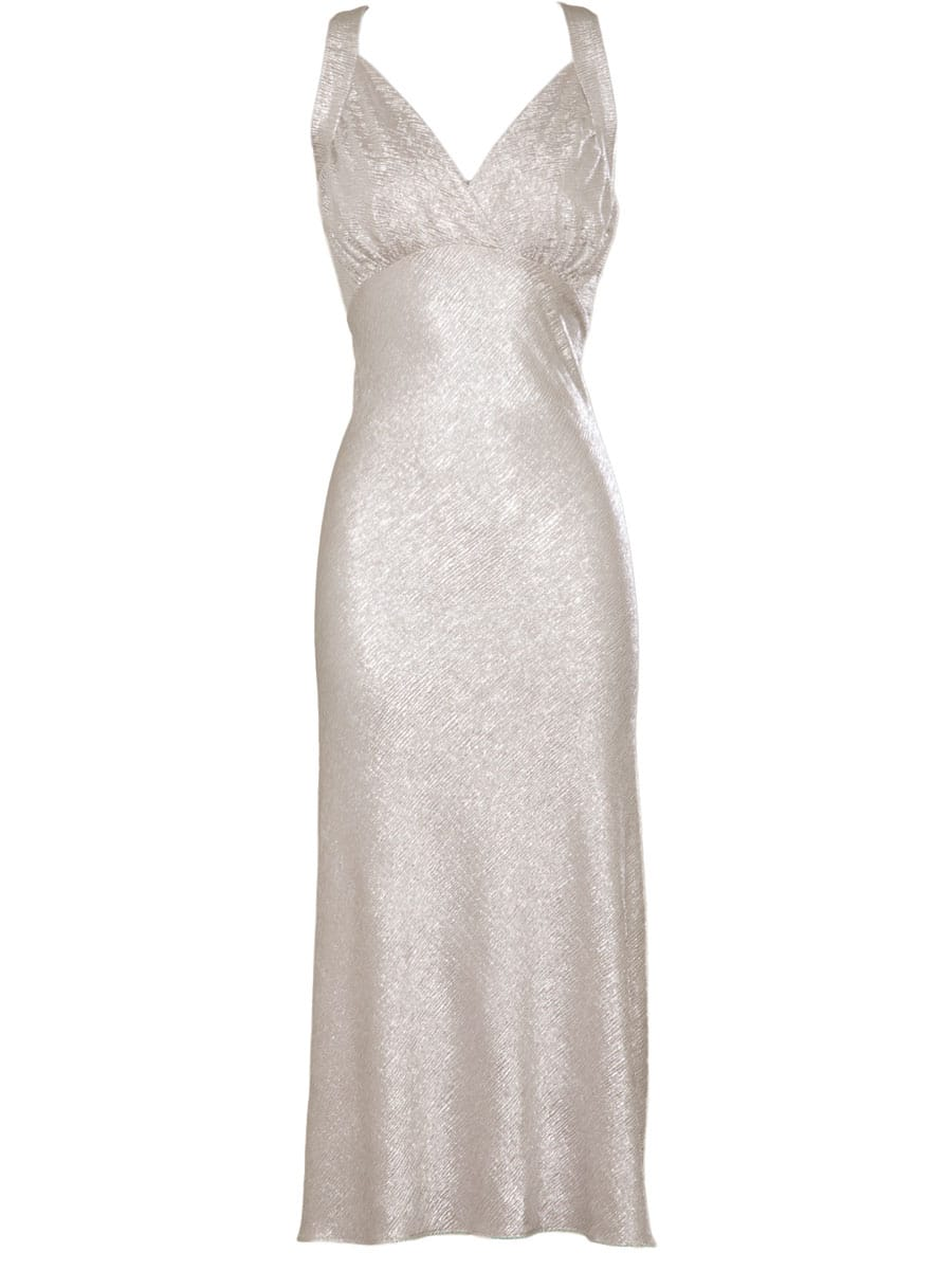 Stop-Staring-Silver-Luz-Dress