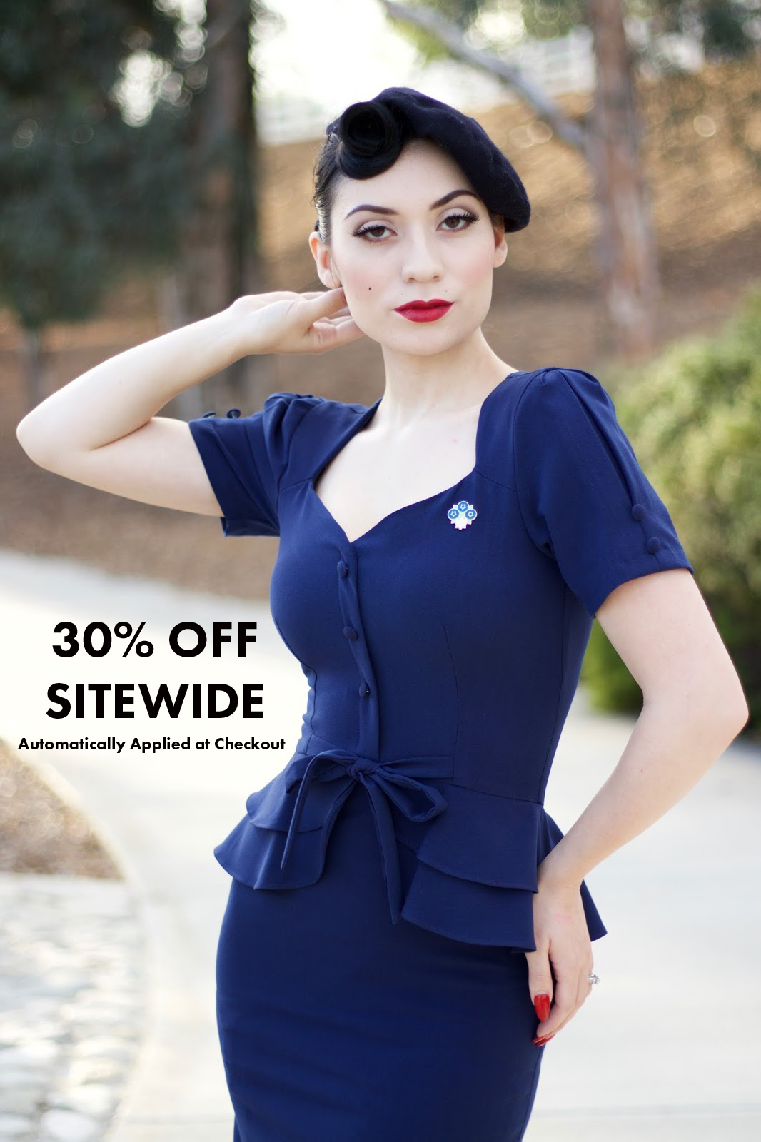 Stop Staring Faith Dress Front Page